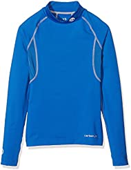 Skins Carbonyte Youth Thermal Top Long Sleeve MCK Neck