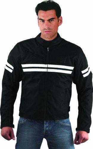Rmer-8437-Giacca-Moto-in-Tessuto-Ascot-NeroBianco-XXXL