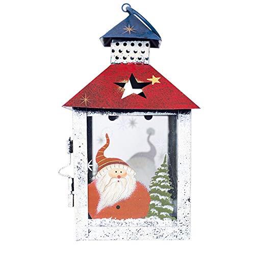 (Weihnachten Dekor,Wawer Schneemann Weihnachtsschmuck Eisen Formen Ornamente Handwerk Weihnachts Kinder Geschenke Weihnachtsbaum deko (A))