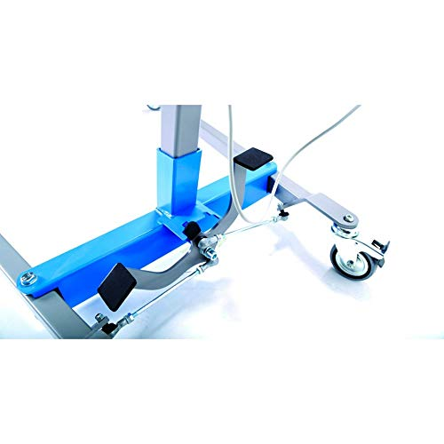 41H5hGjgMVL - Grúa eléctrica | Sistema de apertura de pedal | Hasta 180kg