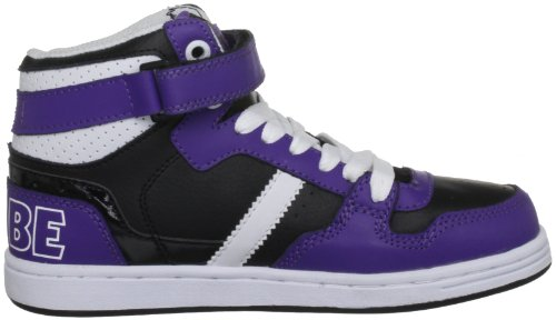 nero In Viola Uomo Skate Superfly Multicolore Pelle Calzature Globo 08qYgd0