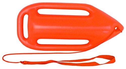 Preisvergleich Produktbild Baywatch Boje, Schwimmboje mit Umhängegurt und Haltegriffen, Schwimmhilfe