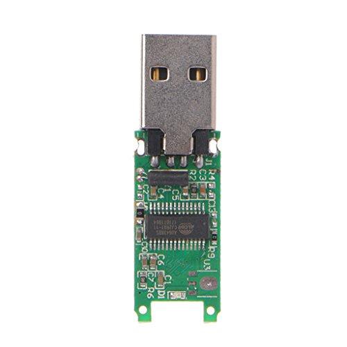 BECU eMMC, Adapter USB 2.0 eMMC 153 169 PCB eMCP Karte ohne Flash