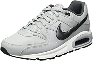 Nike Men's Air Max Command Multisport Outdoor Shoes, Grey (Wolf Grey/Metallic Dark Grey-Black-White 012), 9.5 UK (B01HZQUB8M) | Amazon price tracker / tracking, Amazon price history charts, Amazon price watches, Amazon price drop alerts