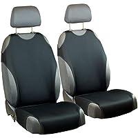 Schwarz-Graue Sitzbezüge für PEUGEOT J5 Autositzbezug VORNE NUR FAHRERSITZ