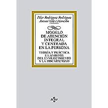 Modelo de atención integral y centrada en la persona (Derecho - Biblioteca Universitaria De Editorial Tecnos)