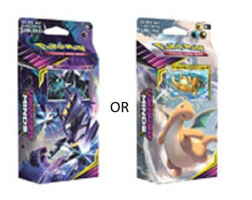 Pokémon POK81575 TCG: Sun & Moon 11 United Minds Themendeck (zufällige Auswahl) -