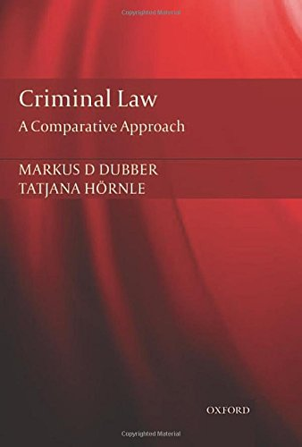 Criminal Law: A Comparative Approach