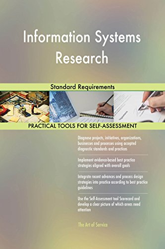 Information Systems Research Standard Requirements (English Edition)
