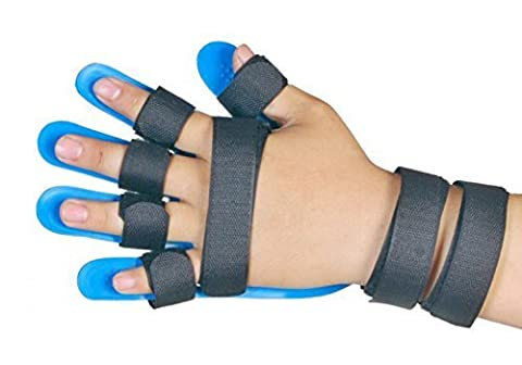 Earlywish 1 Fingerboard Separate Finger Points Splint Hand Training Orthosis Device