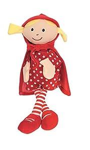 Egmont Toys- Cowboy Marioneta, Color Rojo y Blanco (E160732)