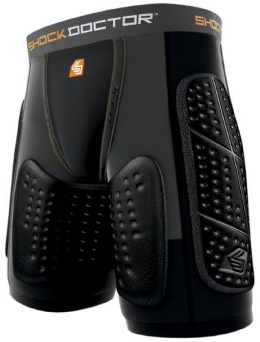 Shock Doctor Reflex Ultra Moto Short Lite Size Medium -