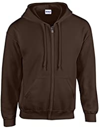 GILDAN Heavyweight Hooded Sweatshirt, Sweat-Shirt à Capuche Homme