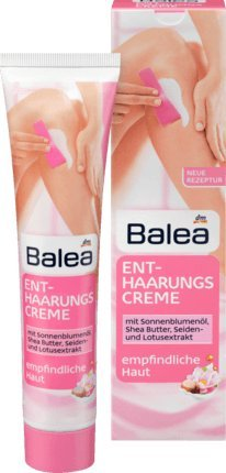 Balea Enthaarungscreme, 125 ml