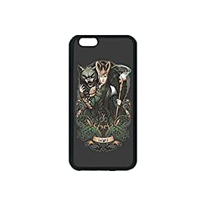 """House Of Loki Rubber Tpu Silicone Snap On Cover Protector Case For iPhone 6 , iphone 6 with 4.7"""" inch Case"""