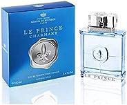 Marina De Bourbon Le Prince Charmant Eau de Toilette For Men, 50 ml