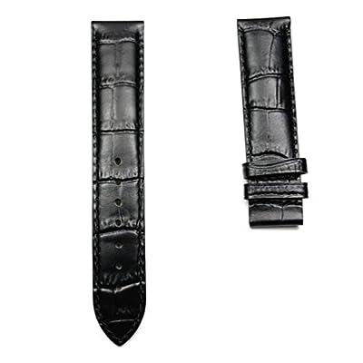 Correa piel negra para relojes Tissot Le Locle automáticos T610014581