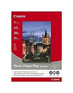 Canon 1686B026 Carta Fotografica Semilucida, Satinata, A3