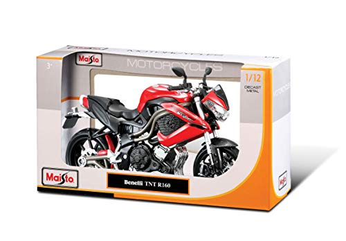 Maisto 31101 - Motorräder sortiert 1:12 (1 12 Diecast Scale)