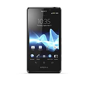 Sony Xperia T James Bond UK Sim Free Smartphone - Black (discontinued by manufacturer)