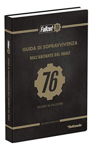 Guida di sopravvivenza dell'abitante del Vault. Fallout 76. Collector's edition