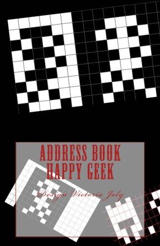 Address Book Happy Geek: Address / Telephone / E-mail / Birthday /...