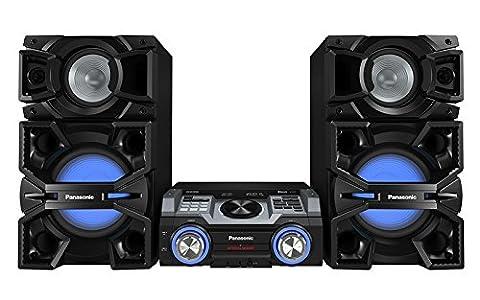 Panasonic sc-max4000système Home Audio