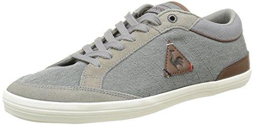 Le Coq Sportif Herren Feretcraft 2tones Sneakers Grau (Titanium/MustangTitanium/Mustang)
