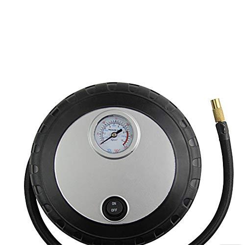 Preisvergleich Produktbild ZLIJUN Auto Luftpumpe tragbare Reifen elektrische Kunststoff-Inflator Kfz-Versicherung