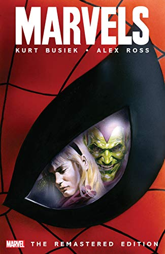 Marvels: The Remastered Edition (English Edition) por Kurt Busiek