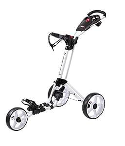 Score industries quickfold chariot de golf blanc - 15010