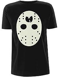 Wu Tang Clan Hockey Mask The Saga Continues oficial Camiseta para hombre