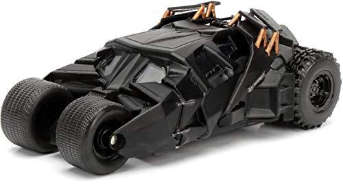 Jada 1:32 El Batmóvil de The Dark Knight- JA98232