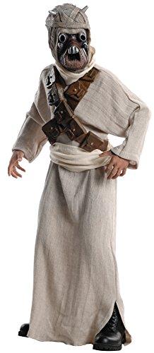 Tusken Raiders Kostüm - Star Wars Deluxe Tusken Raider Kinder