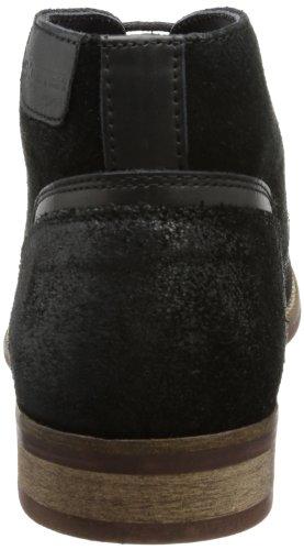 s.Oliver Casual, Desert boots homme Noir - Noir (noir 001)