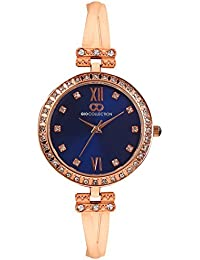 Inara By Gio Collection Analog Blue Dial Women Watch- G2100-44