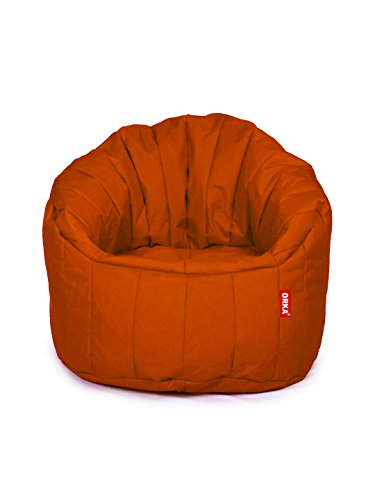 Orka XXXL Big Boss Chair Cover - Orange  available at amazon for Rs.1499