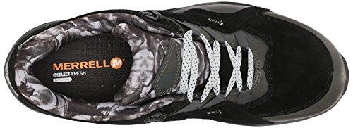 Merrell Fluorecein escursionismo scarpe impermeabili Black