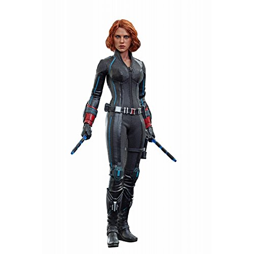 Avengers- Black Widow Figura articulada (Hot Toys HOT902371)