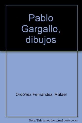 Pablo Gargallo. Dibujos por Rafael Ordóñez Fernández