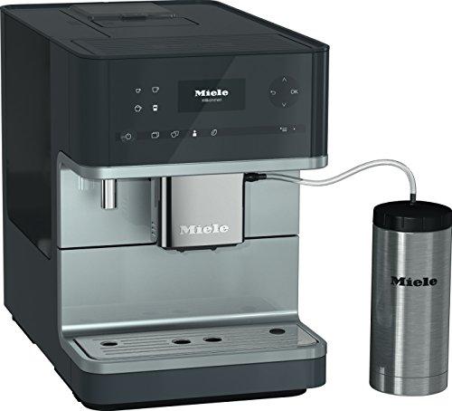 Miele CM 6350 Kaffeevollautomat (OneTouch- und OneTouch for Two-Zubereitung, 4 Genießerprofile,...