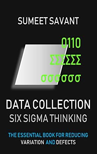 Data Collection (Six Sigma Thinking Book 1) (English Edition)