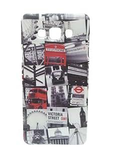 Fashion On Board Victoria Street Design Cover For Samsung Galaxy E5