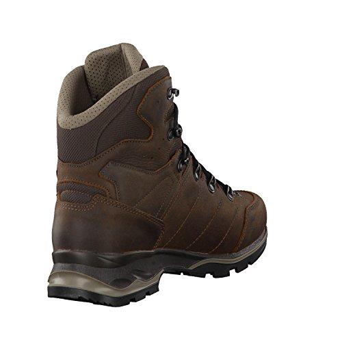 Lowa Hampton GTX Mid chaussures trekking Marron
