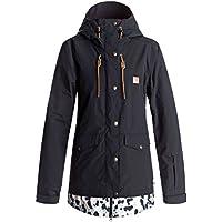 Amazon.it  giacca snowboard dc - Giacche   Donna  Sport e tempo libero 0fb316ba1d27