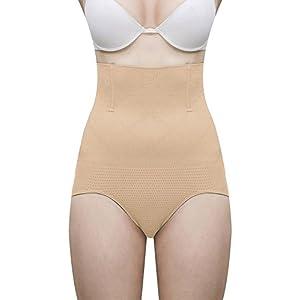 U.S. CROWN Magic Wire No Rolling Down Tummy Tucker Women's Shapewear