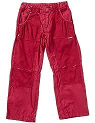SALEWA Hubbellina - Pantalones de escalada para niña, tamaño 116 cm, color azalea / 6040