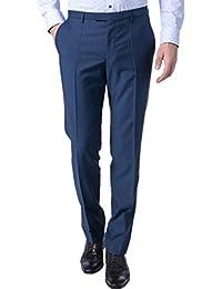 HUGO BOSS Herren Hose Pant, Größe: 48, Farbe: Blau