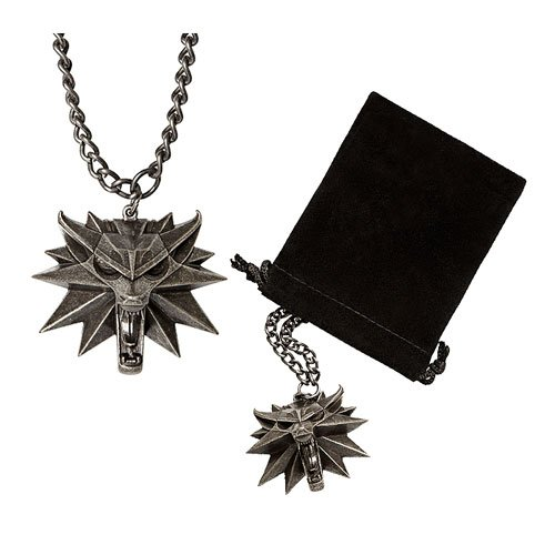 Preisvergleich Produktbild The Witcher 3 Wild Hunt Medallion and Chain