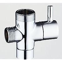 DP Grifería DIV-0001 - Desviador para ducha universal de latón